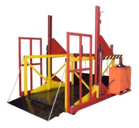 电动装货平台 ELT200-170